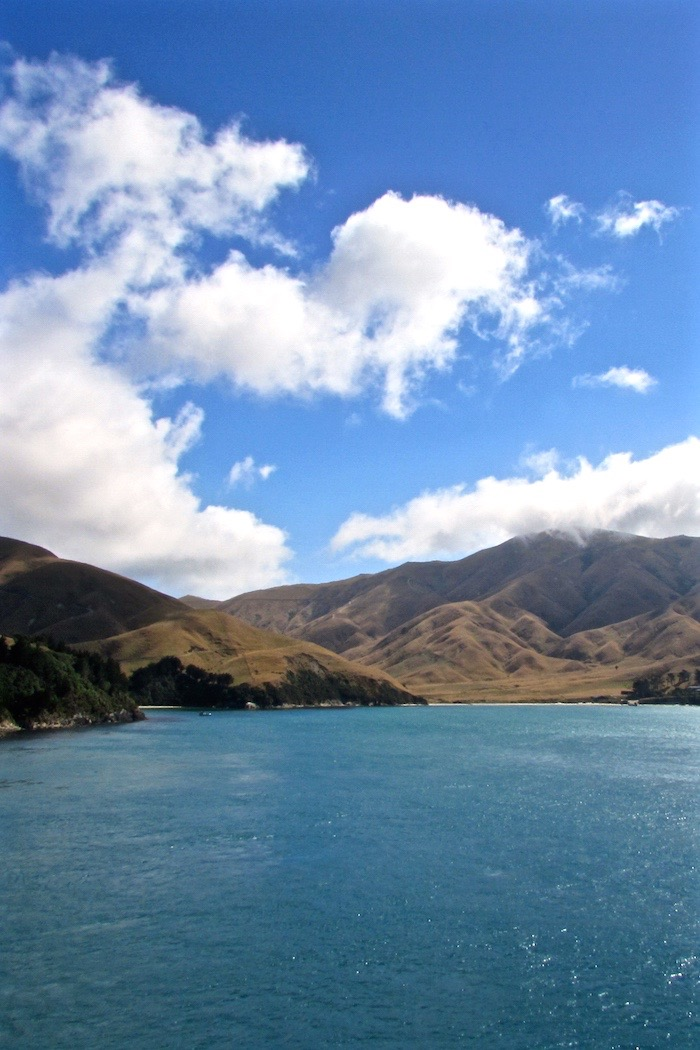 Journey Between the North and South Islands of New Zealand