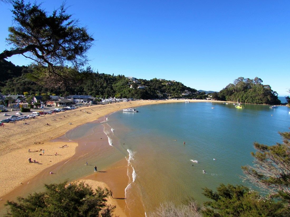 Kaiteriteri Beach, New Zealand