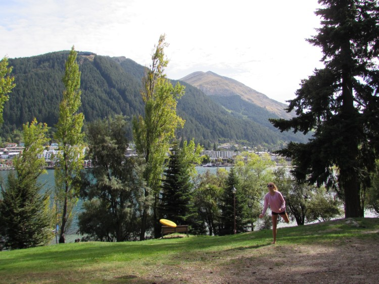 Queenstown: Adventuring On A Budget