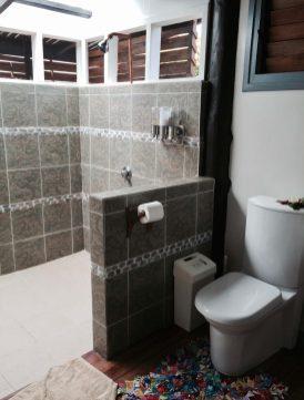 Deluxe Villa Bathroom Fiji
