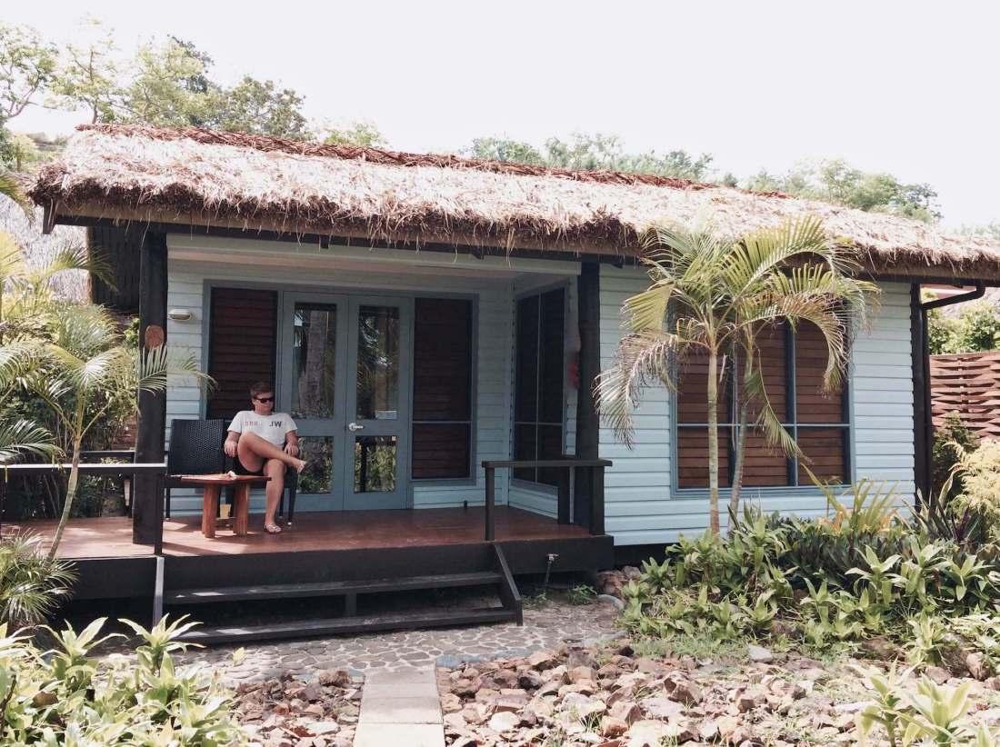 Deluxe Villa Nanuya Island Resort