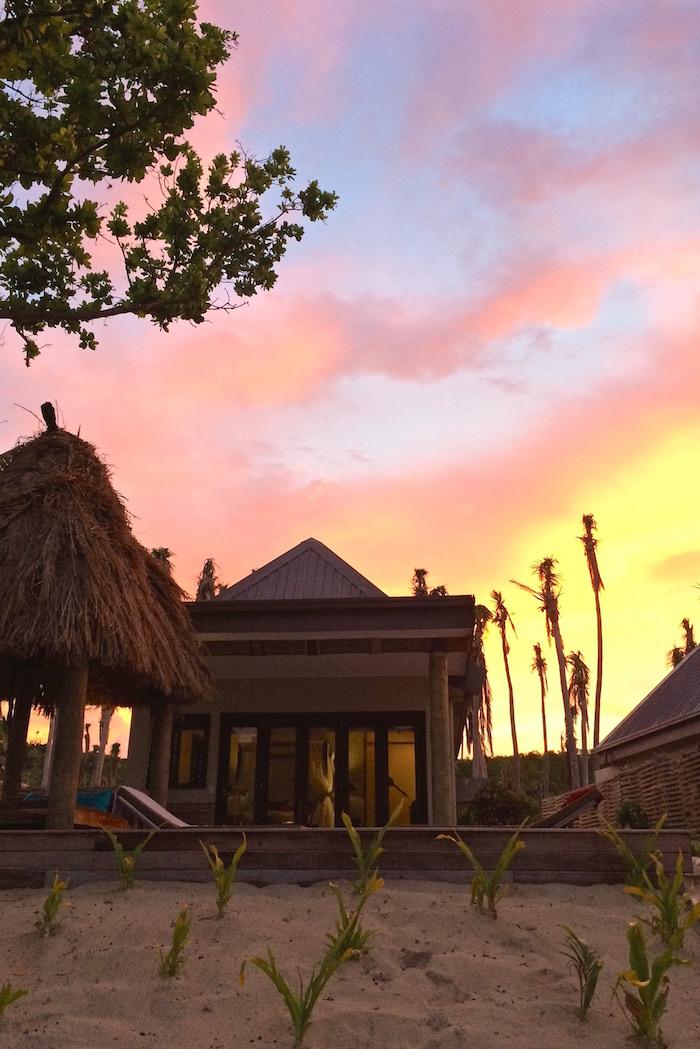 Escape to: Paradise Cove Resort in Fiji