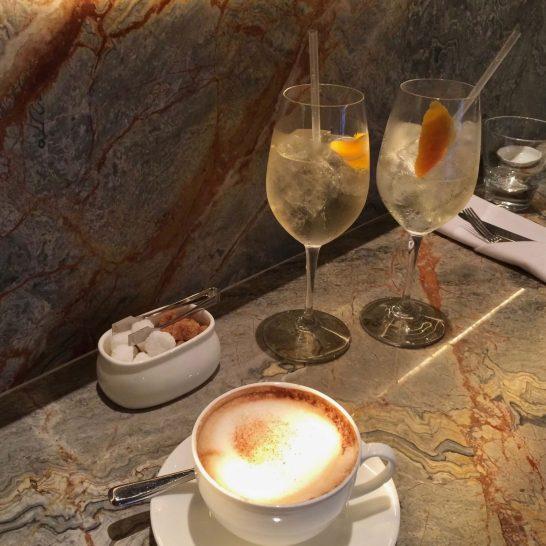 Osteria Felice cocktails