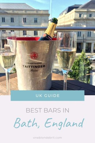 Best cocktail and wine bars in Bath pin