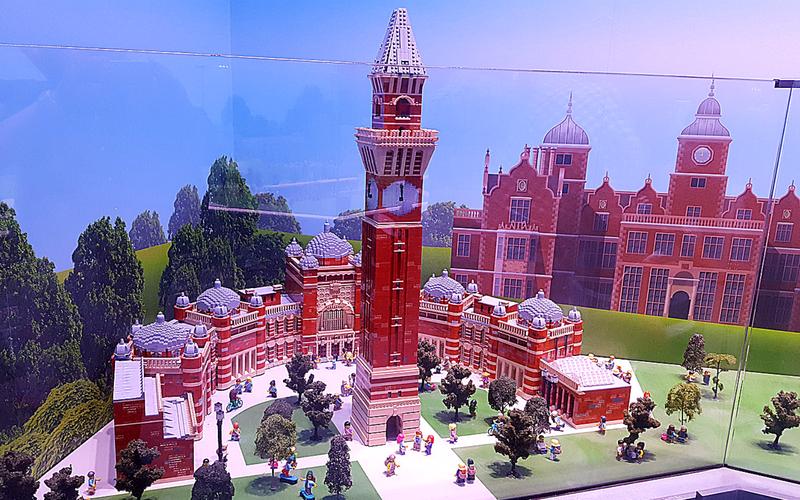 Lego University of Birmingham