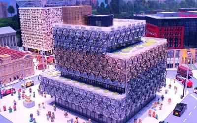 Legoland Birmingham's Mini Brum