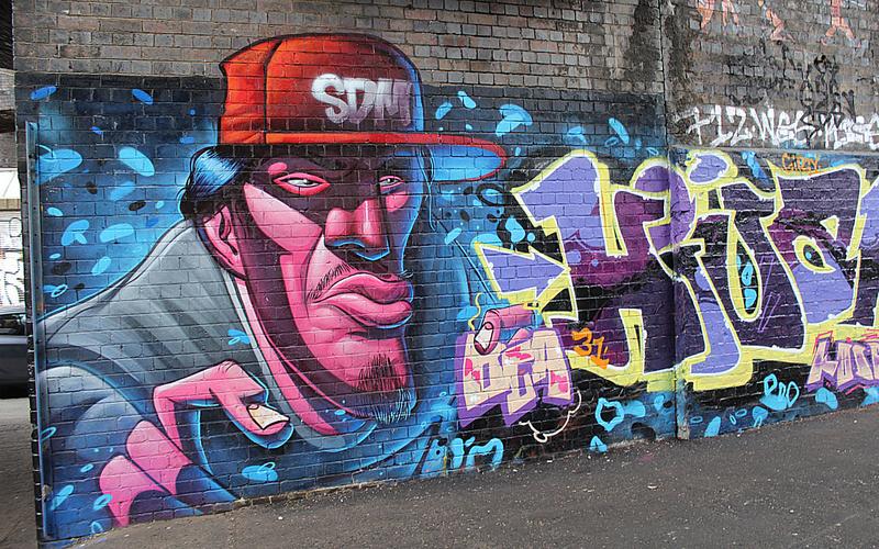 Gent 48 Graffiti