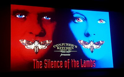 Conjurer's Kitchen's Silence of the Lambs at the Electric Cinema