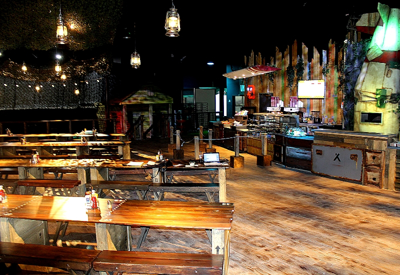 Bear Grylls Adventure Cafe