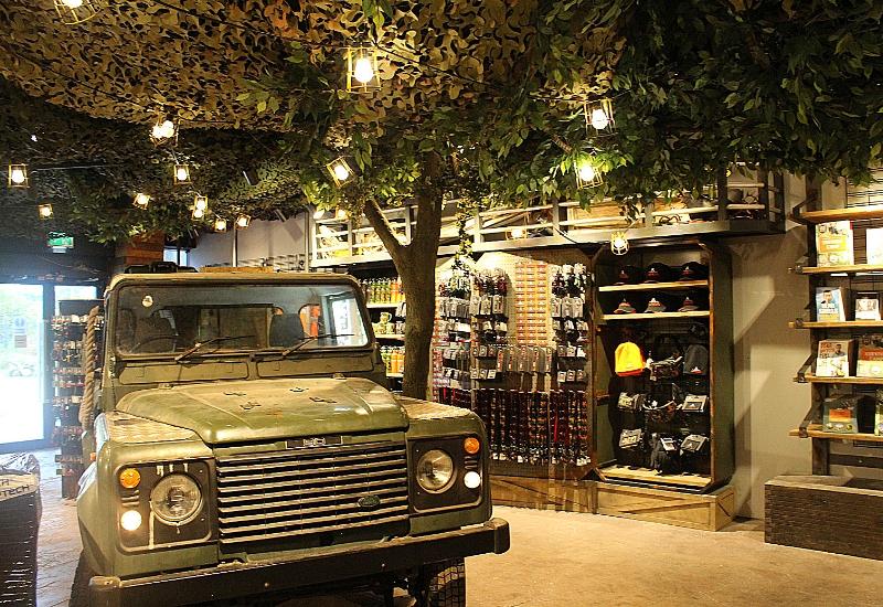 Bear Grylls Adventure Shop