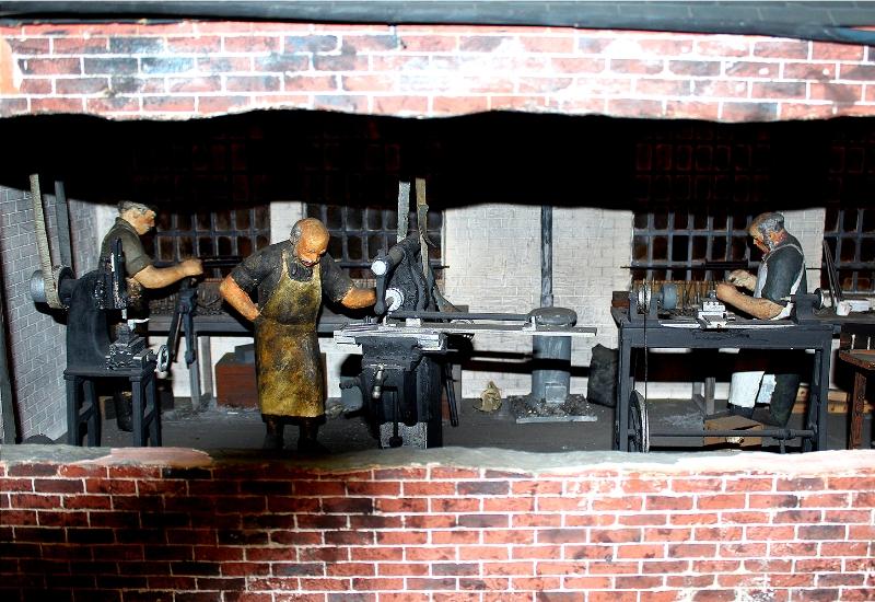 gunmakers studio model