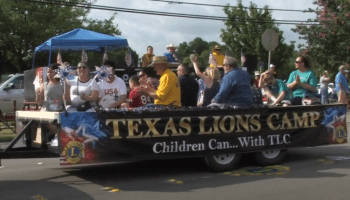 Burleson 4th of July Parade