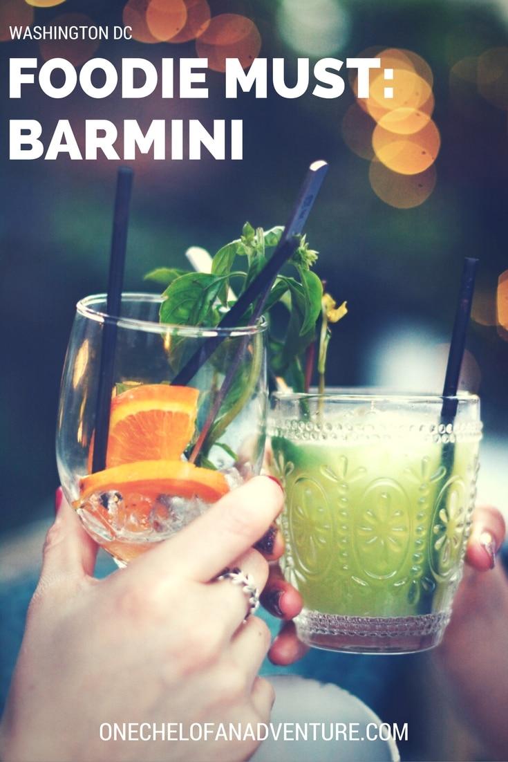 Washington DC Foodie Must: Barmini