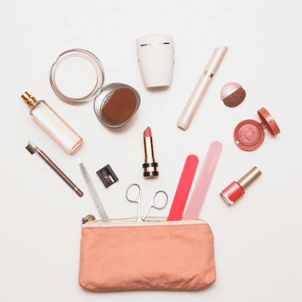 carry-on essentials make up