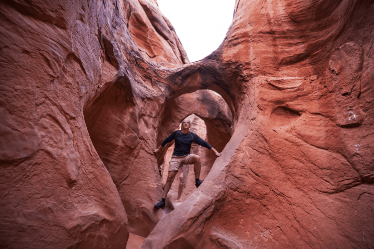 Things not to miss in Zion: canyoneering