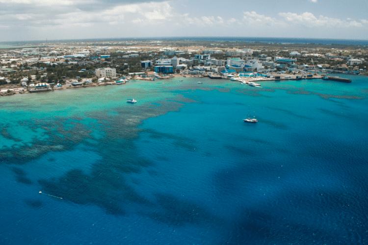 Grand Cayman in Cayman Islands