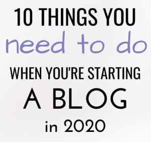 Articles That Helped Me Jumpstart My Blog
