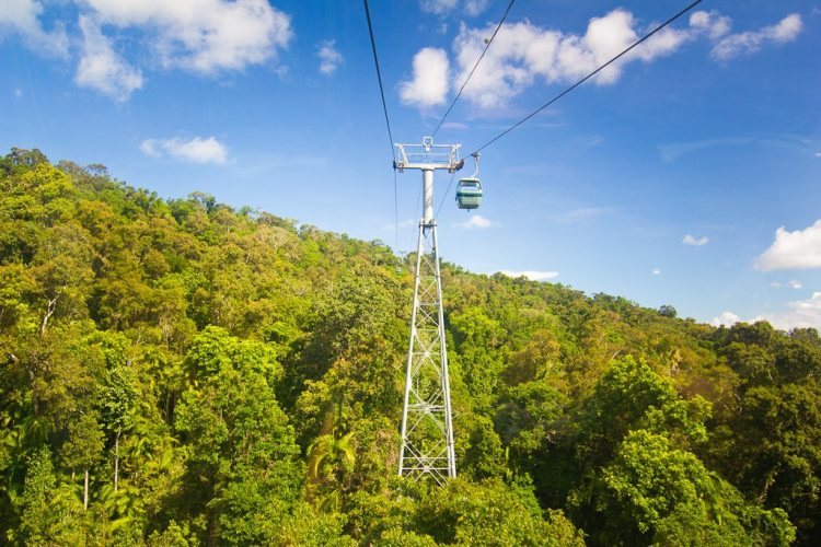 Cairns Top 5: Kuranda Skyrail