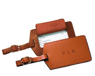 Ultimate Traveller Gift Guide | Luggage Tags