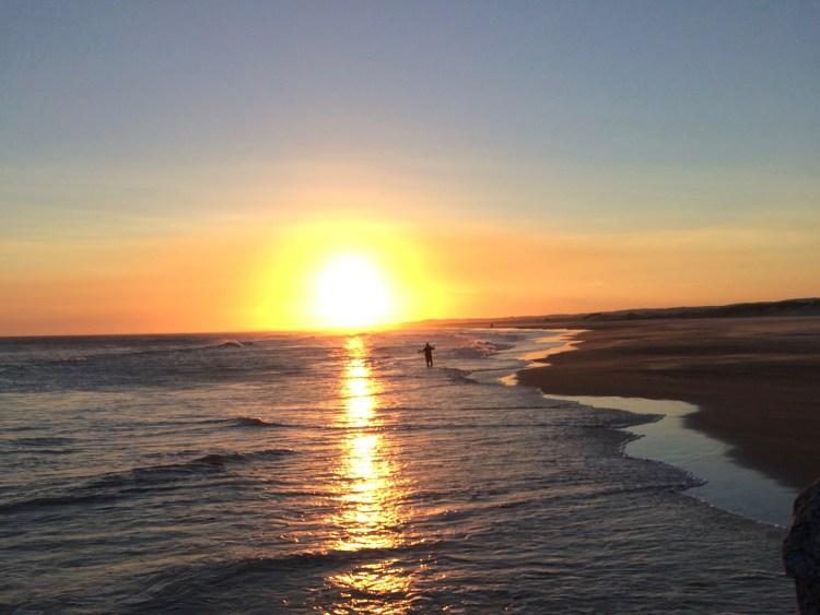 Anna Bay Sunset in Port Stephens, Australia Must Do