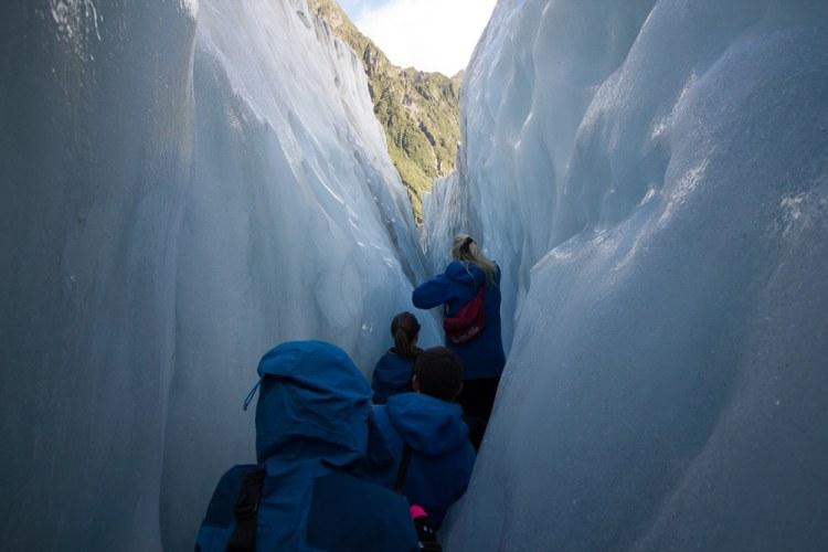 Heli Hiking Franz Josef Glacier