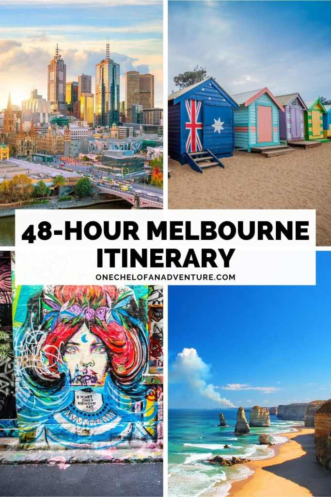 48-Hour Melbourne Itinerary