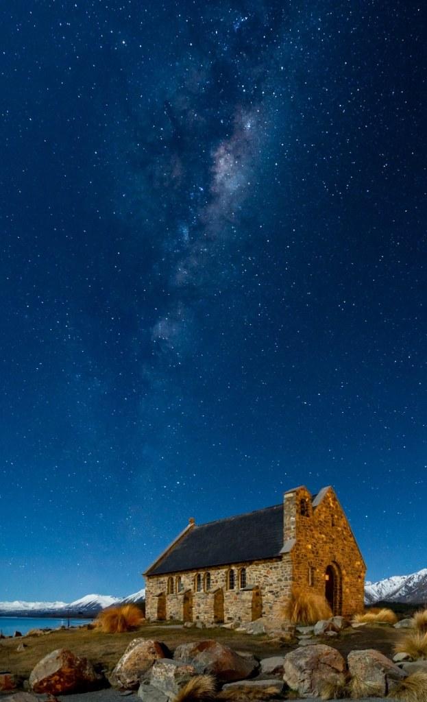 Lake Tekapo Stars - 10 Things to do South Island New Zealand
