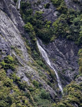 New Zealand Waterfall 10