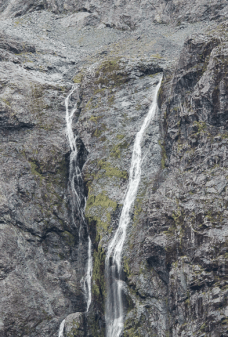 New Zealand Waterfall 6