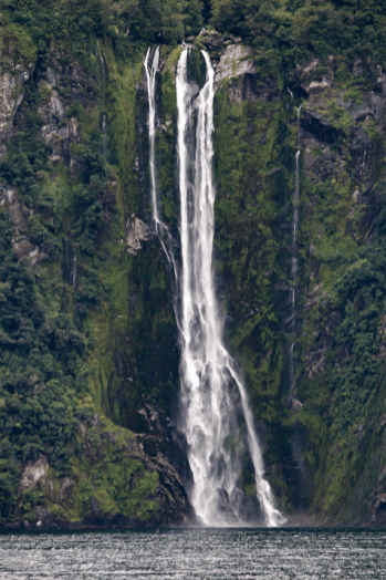 New Zealand Waterfall 8