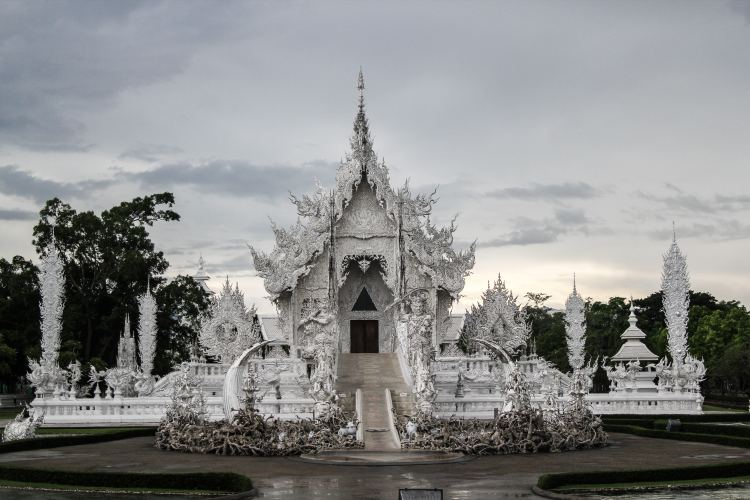 The White Temple Chiang Mai