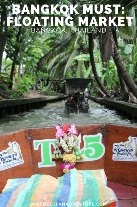 BANGKOK FLOATING MARKETS - A MUST SEE