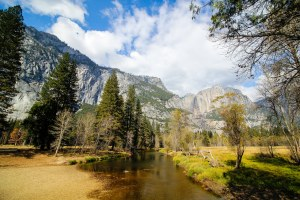 Photos from Yosemite Valley Drive in Fall