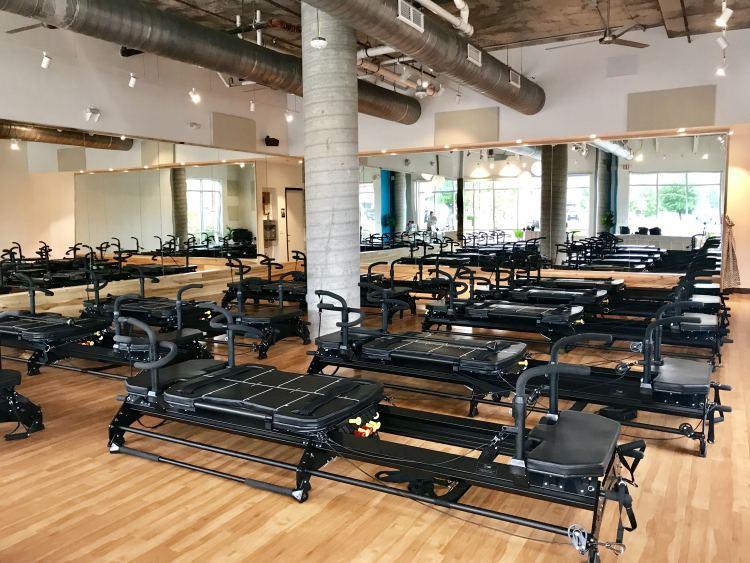 Pure Pilates South Lamar Studio