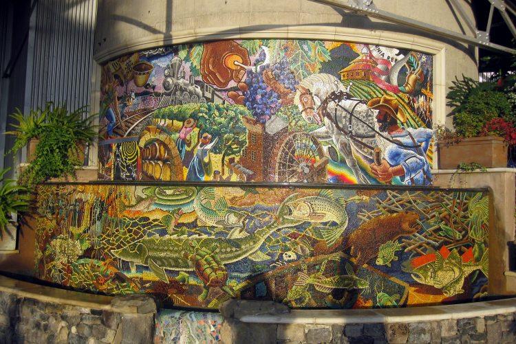 Mosaic at Napa River Inn