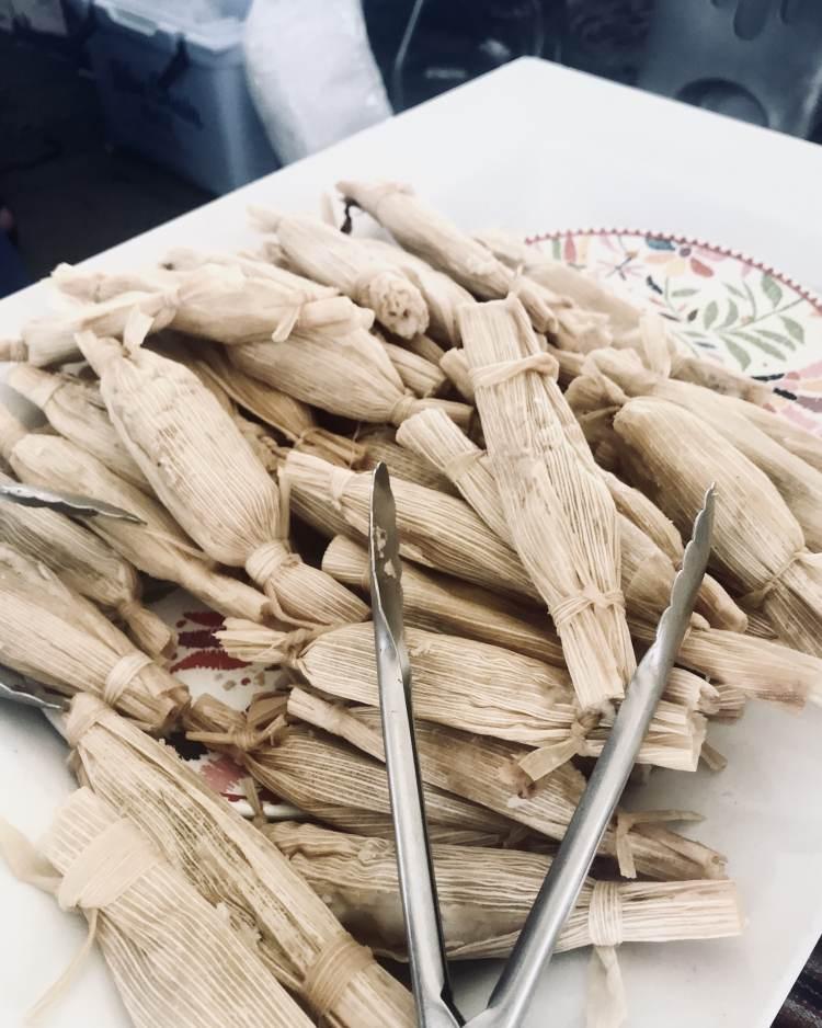 Austin Food and Wine Festival 2018 - tamales
