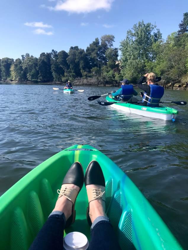 Napa River Kayaking - Downtown 1