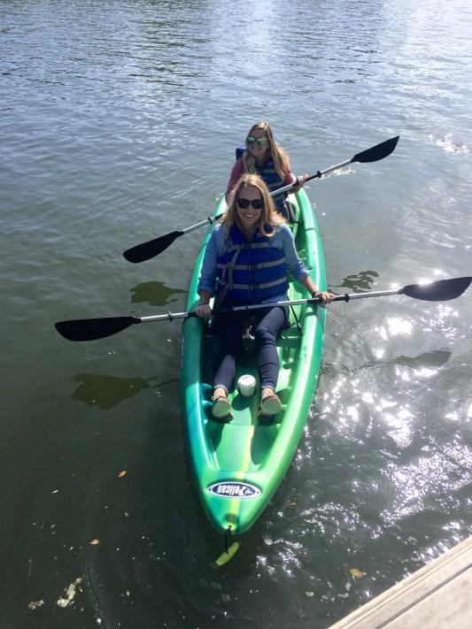 Downtown Napa: Napa River Kayaking