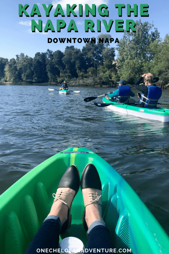 Things to do in Downtown Napa: Napa River Kayaking