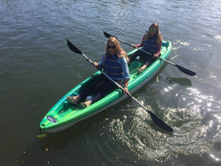 Napa River Kayaking