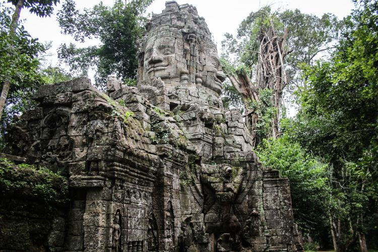 20 Photos From Angkor Wat, Cambodia 10