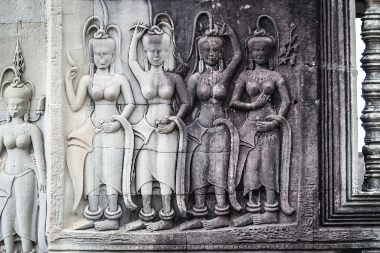 20 Photos From Angkor Wat, Cambodia 9