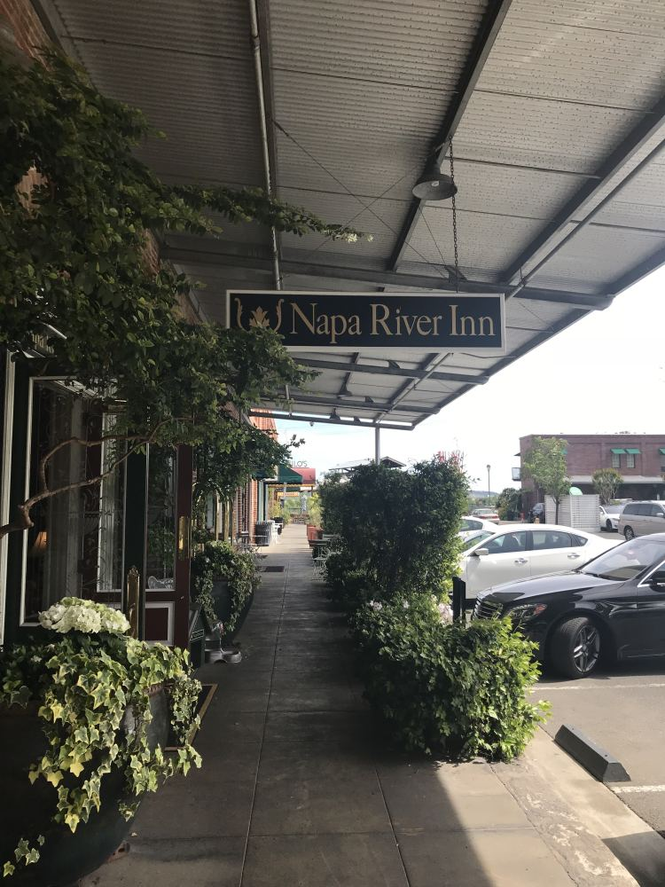 Where to Stay in Downtown Napa: Napa River Inn