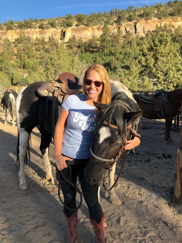 Horseback at Zion Mountain Ranch