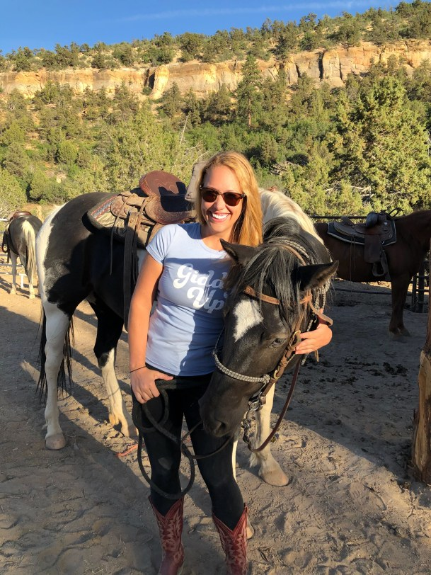 Horseback Riding at Zion Mountain Ranch