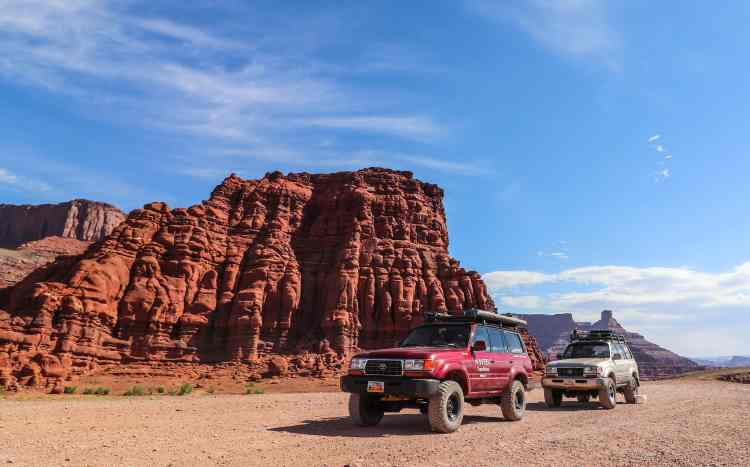1-Day Tour of Canyonlands and Arches National Park-7602