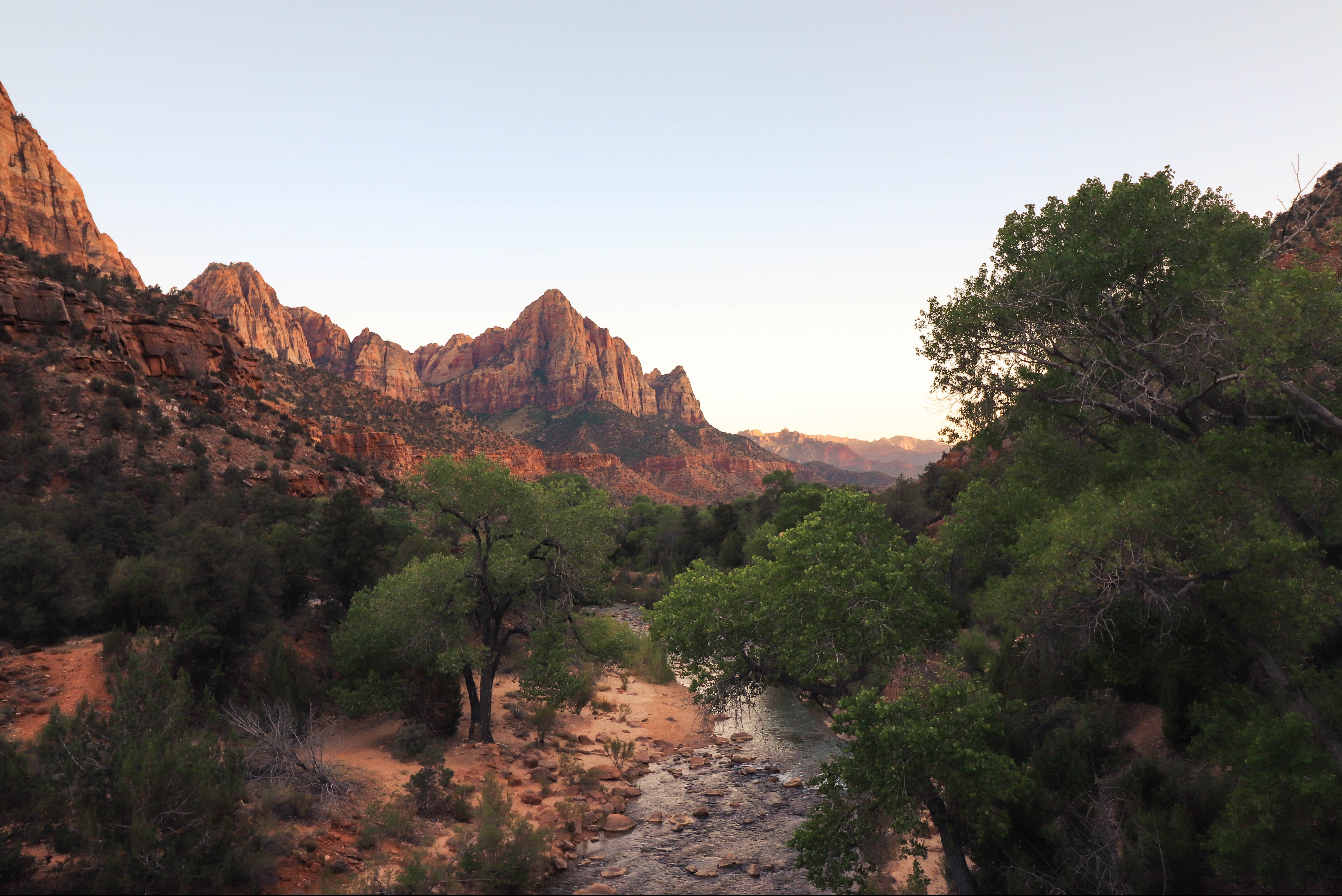 Amazing Photos From Zion National Park