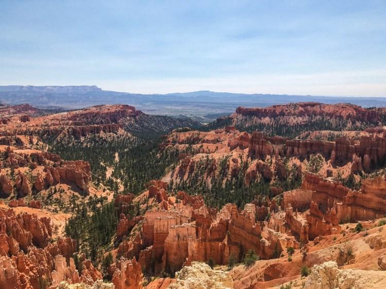 Bryce Canyon landscape photo