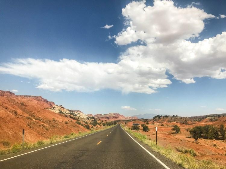 highway 12 in utah