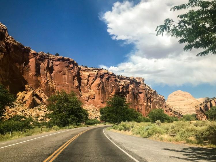 Scenic Byway 12 - Utah Road Trip-1108